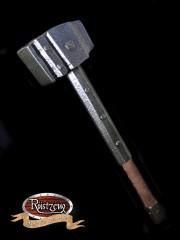 Einhändiger Hammer, dicke Ziernieten